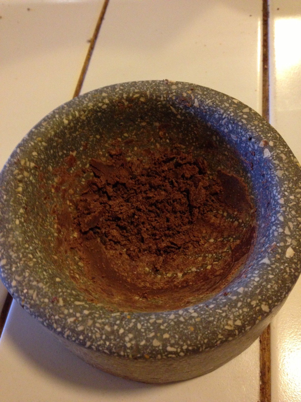 ground cacao